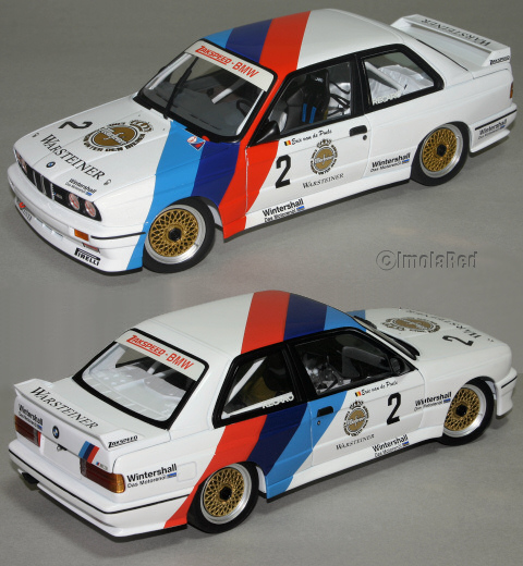 BMW M3 DTM E30 1987