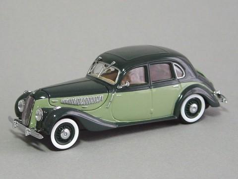 1939 BMW 335 Green. Hersteller: Schuco, RAME 2.000 pcs. BMW-Werbemodell